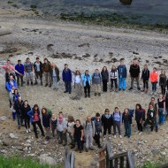Youth weekend in Noer at the North Sea, June 2017