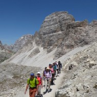 Hiking Week in Italy, June 2017